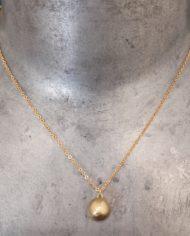 Collier-porté-boule-vermeil-argent-925