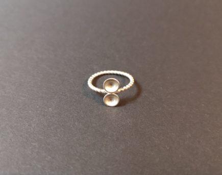 Bague-argent-925-fine-élégante