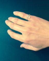 Bijou-fait-main-argent-925-bague-concave