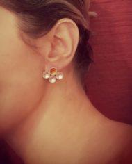Boucles-d'oreilles-sur-modèle